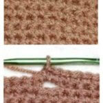 How to Crochet Buttonholes