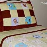 My Baby's Keepsake Quilt — Guest Post at Bear Rabbit Bear Crafts