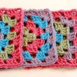 How to Crochet a Classic Granny Square: Granny Square Pattern