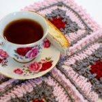 Special Surprise: Free Crochet Motif Pattern