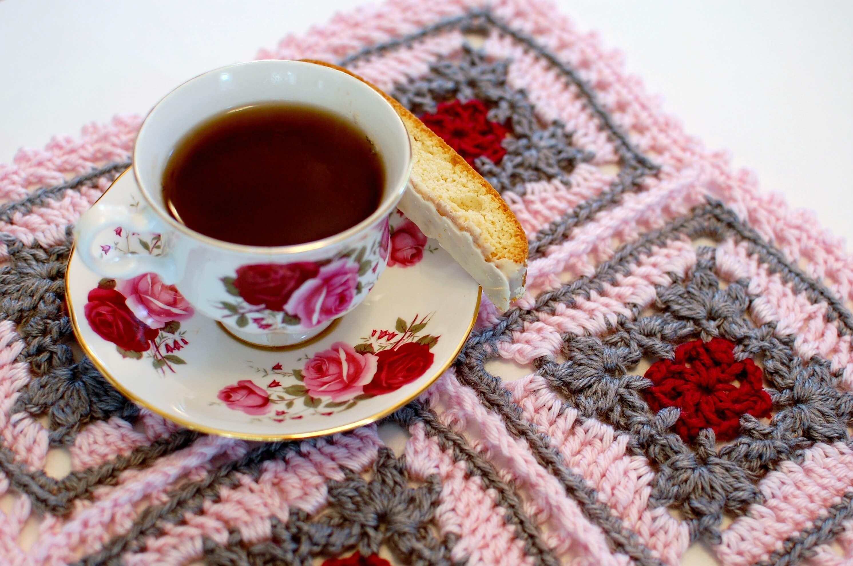 Free Motif Patterns · Special Surprise: Free Crochet Motif Pattern