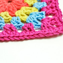 invisible join crochet (2 of 3)
