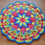 Overlay Crochet Mandala CAL