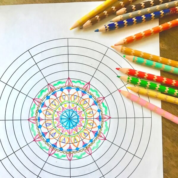 Explore Mandala Crochet + Mandala Crochet Patterns | www.petalstopicots.com