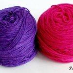Wool Yarn for Felting