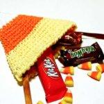 Treat Bag Halloween Crochet Pattern