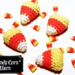 Crocheted Candy Corn Crochet Pattern