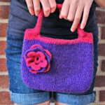 Pretty Little Felted Purse Pattern