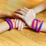 Felted Bracelets … Great Kids Craft