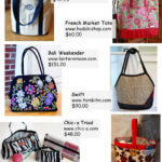 Project Bag Round Up
