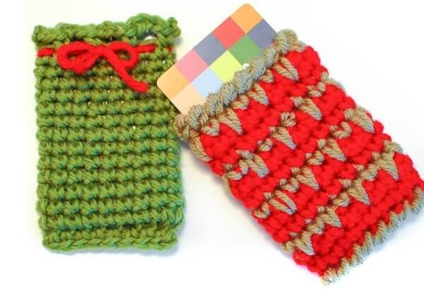 A crochet gift that is practical as well!