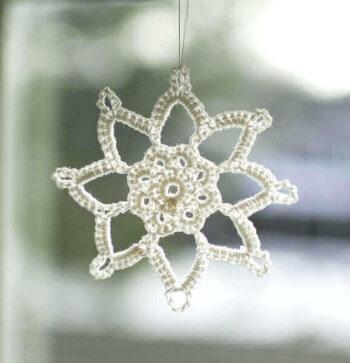 Grandma Jennie's Snowflake Patterns