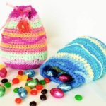 Easter Egg Treat Bag Pattern
