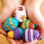 Mini Easter Egg Crochet Pattern (1 of 1)