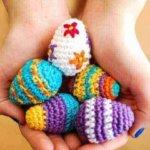 Mini Easter Egg Crochet Pattern (1 of 1)