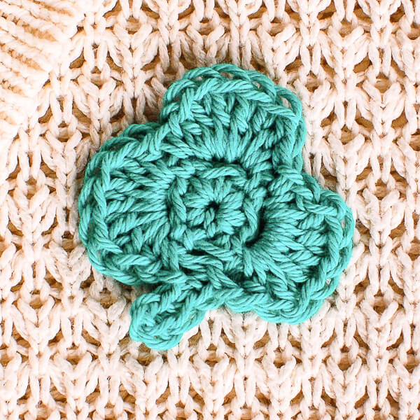Saint Patrick's Day Clover Crochet Pattern