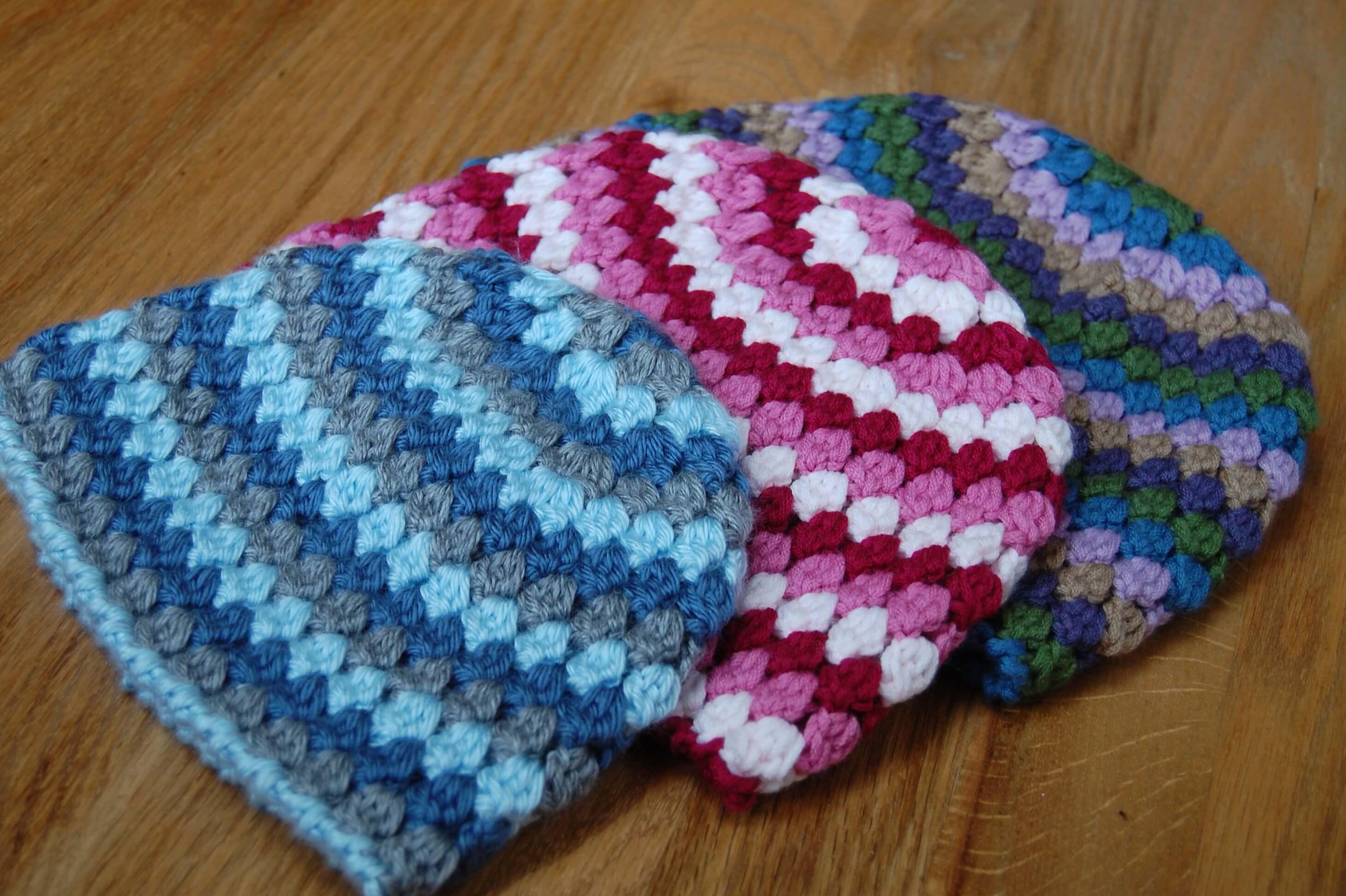 Нитки для вязания бабушкиного квадрата