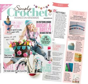Simply Crochet, Issue 17