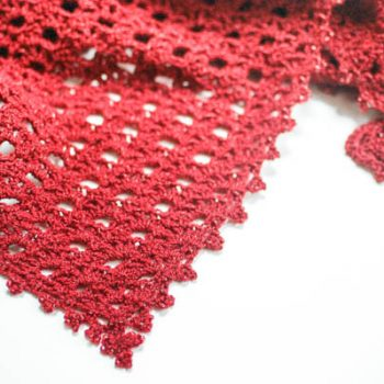 crochet shawl pattern (1 of 6)