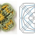 Free Motif Pattern from Connect the Shapes
