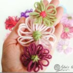 How to Make Loom Flowers
