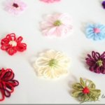 Flower Loom Template