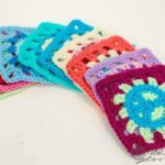 Peace, Love, and Granny Squares … Peace Sign Granny Squares Pattern