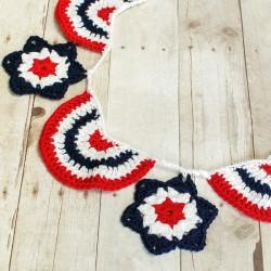 Star Spangled Banner Crochet Pattern 6 (1 of 1)