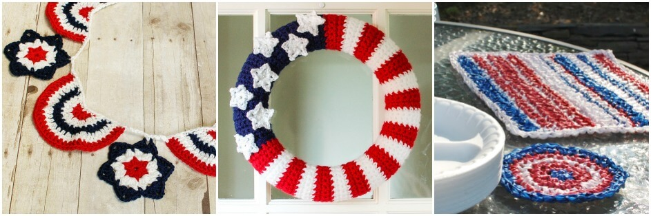 Free 4th of July Crochet Patterns