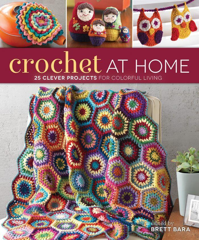 Crochet at Home - Jacket Art