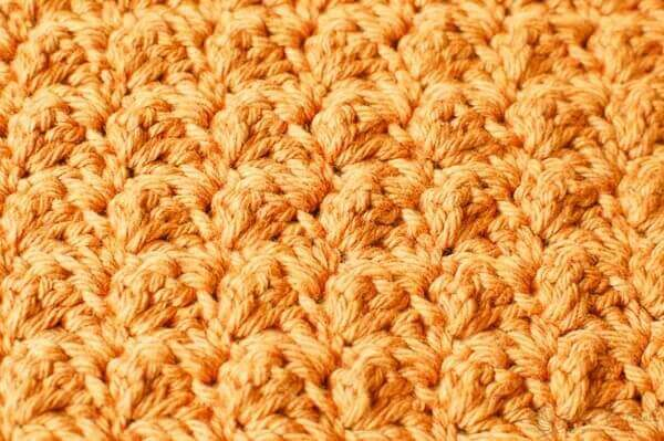 Textured Crochet Stitch