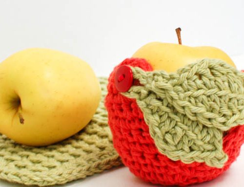 crochet apple cozy (1 of 2)