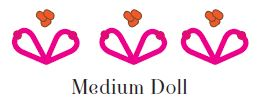 med doll embroidery