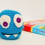 Another Crochet Monster Apple Cozy