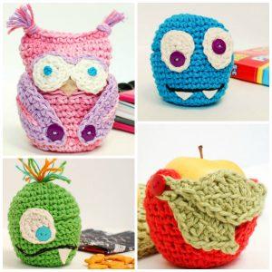 apple cozy collage