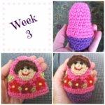 Nesting Dolls CAL: Matryoshka Pattern 4 – Baby Doll Pattern
