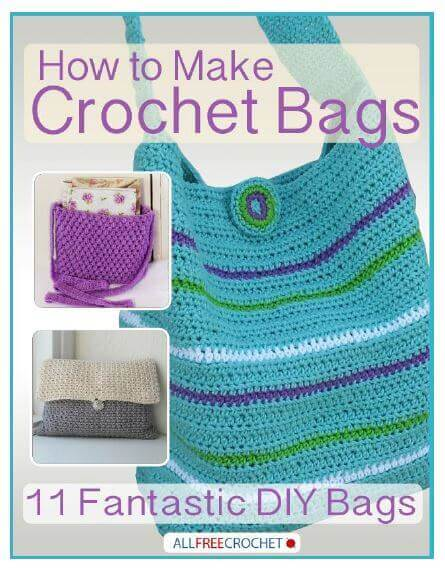 Crochet Backpack Bag : full of fun crochet bags how to make crochet bags 11 fantastic diy