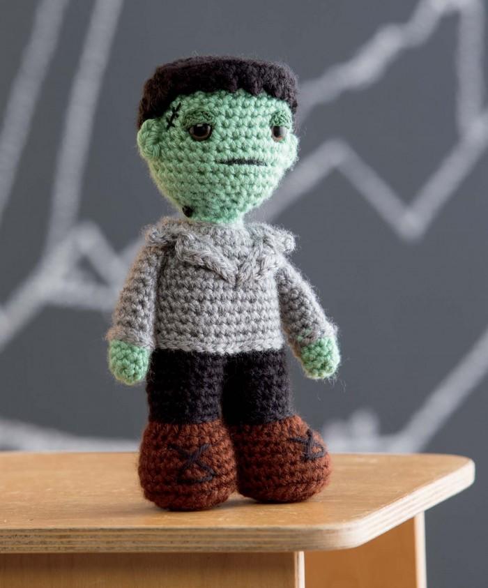 Beastly Crochet - Monster Mark beauty shot