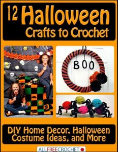 12 Halloween Crafts to Crochet