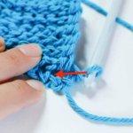 How to do Tunisian Reverse Stitch