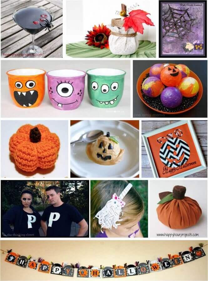 12 Halloween Tricks & Treats from #MyFavoriteBloggers