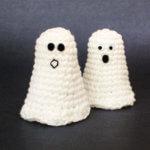 Halloween Ghost Crochet Pattern