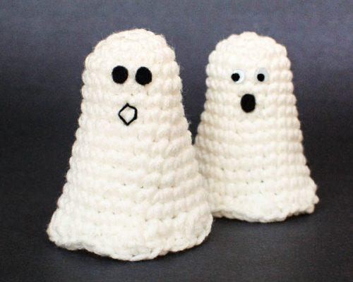 ghost crochet pattern