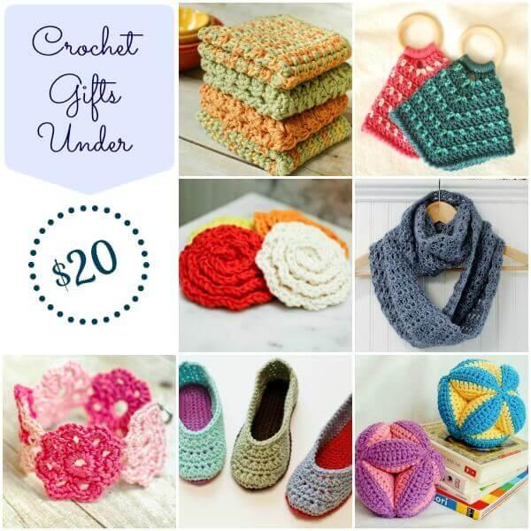 Crochet Gifts Under $20