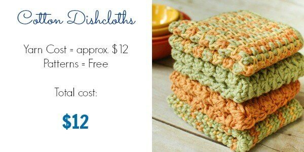Cotton Dishcloths