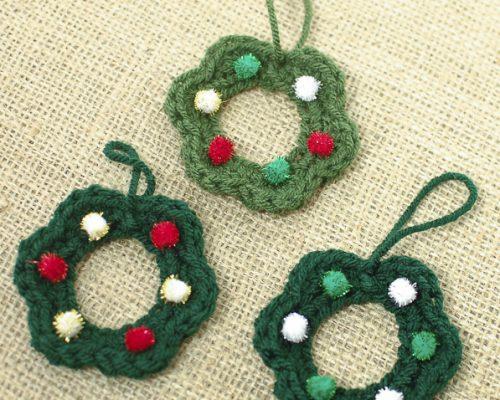 little wreath crochet pattern-4
