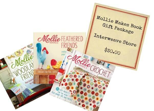 Mollie Makes Book Gift Set