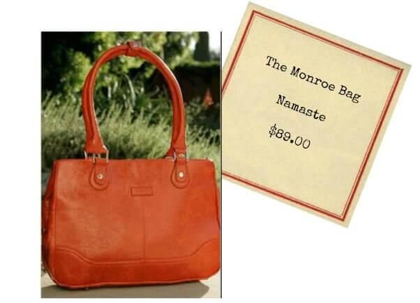 The Monroe Bag