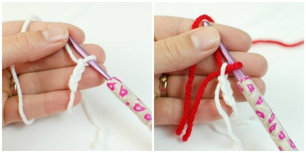 peppermint candies crochet how to 1