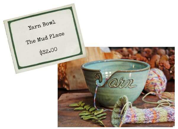 Holiday gifts for yarn lovers petals to picots